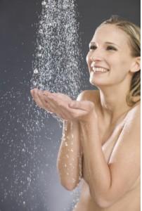 Wohlfühlen im Bad mit einer Dampfdusche
